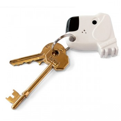 Porte-clés Toutou siffleur