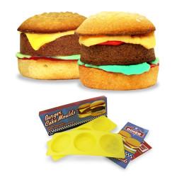 Moules à gâteaux Hamburger