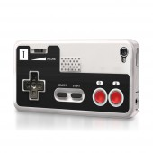 Coque iPhone 4 /4S Manette de jeu r&eacute;tro