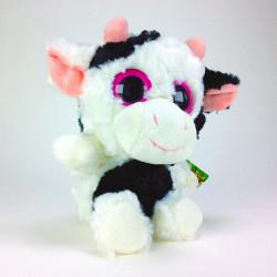 Peluche Zoo Factory BUBBLE la vache