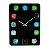 Horloge en verre Pad applications