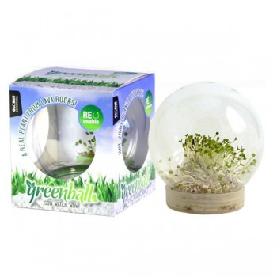Boule Greenball Bioplante basilic