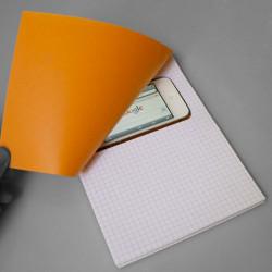 I-Scache, le cahier pour i-phone