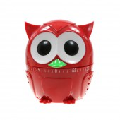Minuteur de cuisine hibou chouette