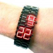 Montre Led Sci-Fi