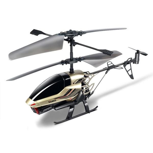 Hélicoptère radiocommandé caméra intégrée SPY CAM II 2,4 GHZ