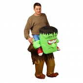 Costume gonflable Frankenstein Horreur