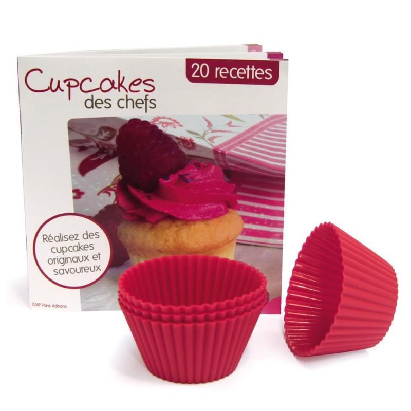 """Coffret cupcakes """"maison"""""""