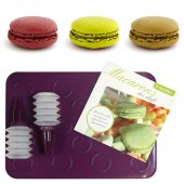 Coffret macarons &quot;maison&quot;