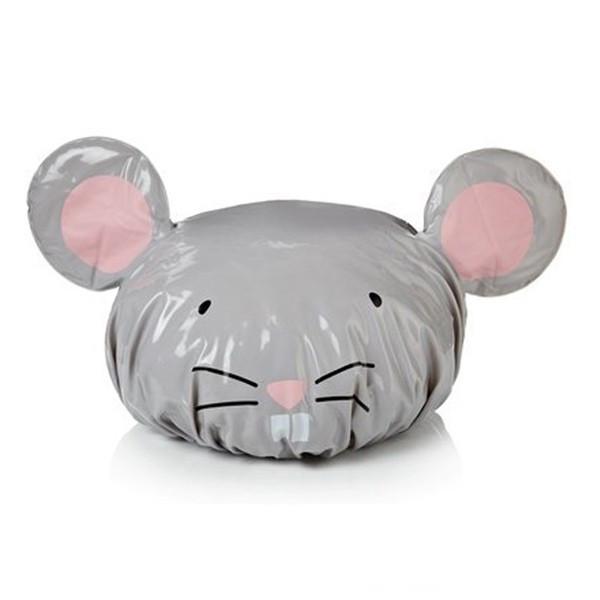Bonnet de bain souris