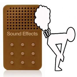 Boîte à sons Fanfare de pets