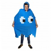 Poncho r&eacute;tro arcade