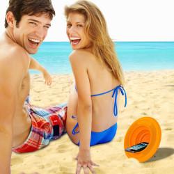 Frisbee amplificateur de Haut-parleur
