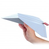 Trousse originale avion en papier
