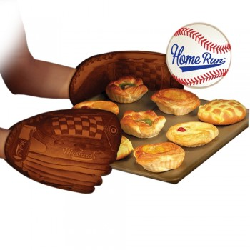 Gant manique base-ball Home Run
