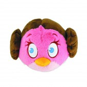 Peluche angry birds Star Wars Princesse Leila