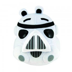 Peluche angry birds Star Wars Storm trooper