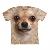 Tee-shirt The Mountain Chihuahua taille XL