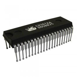 Peigne micro-processeur