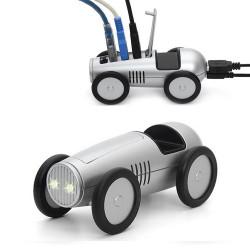 Voiture rétro hub USB
