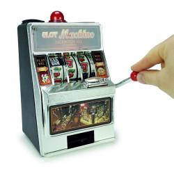 Tirelire Jackpot, machine à sous
