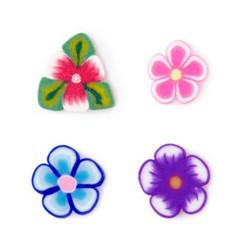 Déco d'ongles fleurs