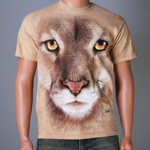 T-shirt The Mountain Puma M