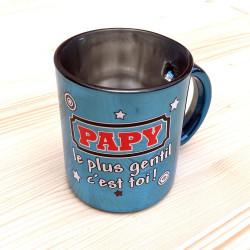 Mug métallisé PAPY