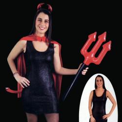 Kit déguisement express Diablesse
