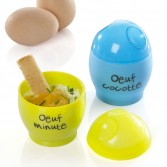 Oeuf cocotte micro-ondes