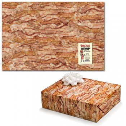 Papier cadeau bacon