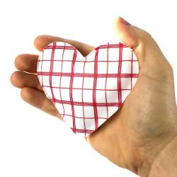 Coeur chauffant à motifs