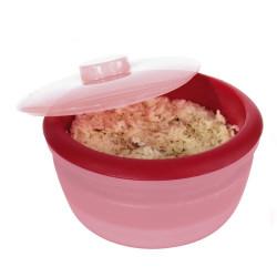 Cuiseur de riz micro-ondes en silicone