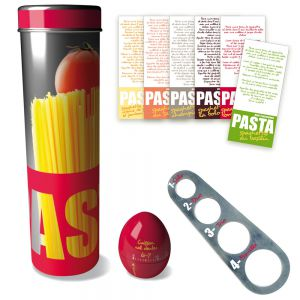 Coffret Pasta spagettis in the box