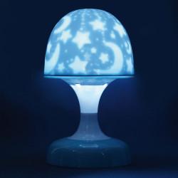 Lampe veilleuse push