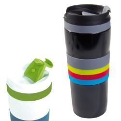 Mug de transport isotherme étanche