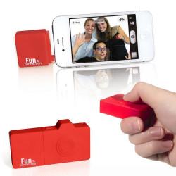 Déclencheur photo à distance pour iPhone et iPad
