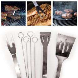 Set barbecue avec sa housse