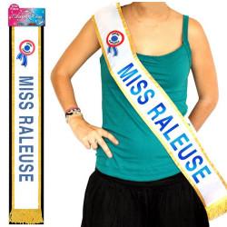 Echarpe Miss Râleuse