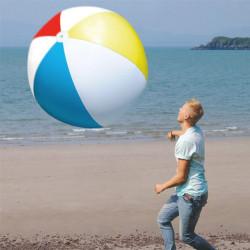 Ballon de plage gonflable géant