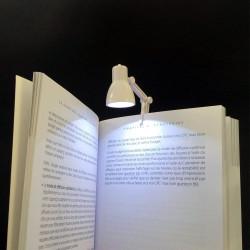Mini lampe design archi clip