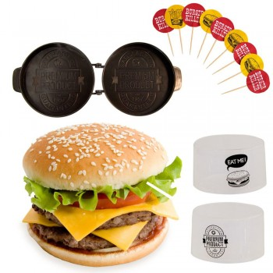 Coffret mini burgers
