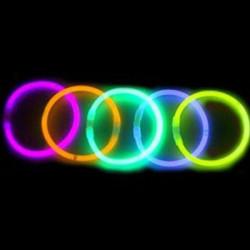 Bâtonnets sticks lumineux x50