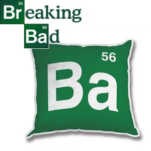 Coussin Breaking Bad