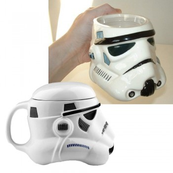 Mug 3D Star Wars Stormtrooper édition