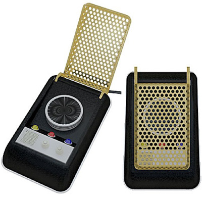 StarTrek communicator USB