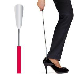 Chausse-pied télescopique