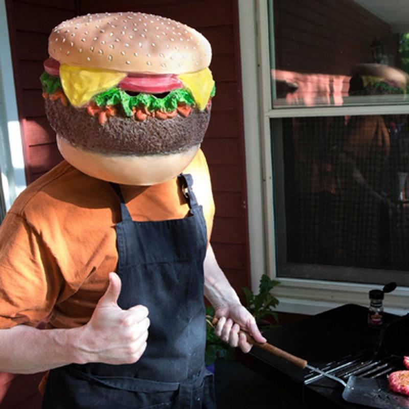 Masque hamburger
