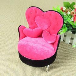 Boîte à bijoux sofa girly
