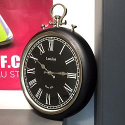 Horloge murale gousset